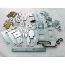 OEM 各式沖壓零扣件代工與組合